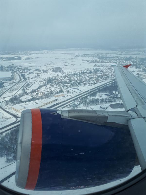 moscow sheremetyevo departure