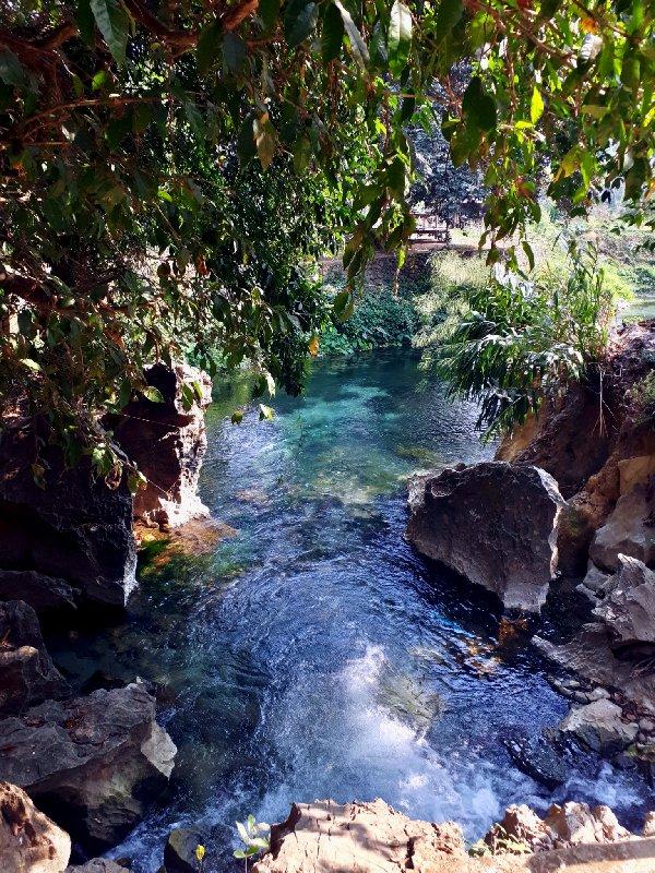 tham chang freshwater spring