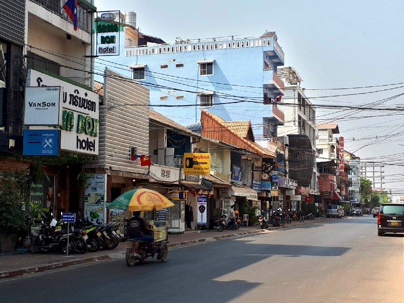vientiane street