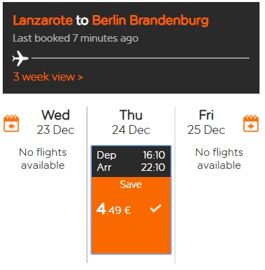 lanzarote berlin canary islands easyjet