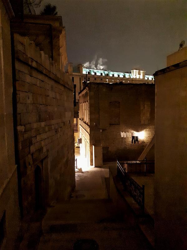 baku old city town apartments review