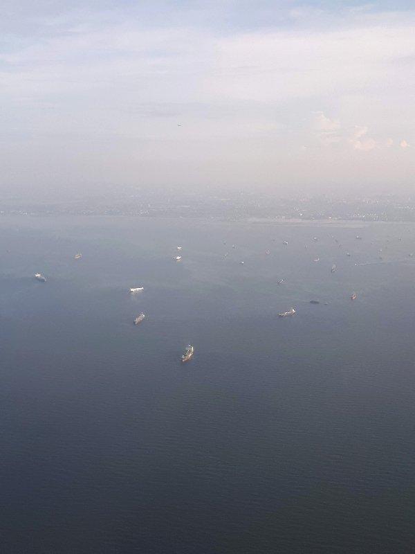 ships java coastline jakarta