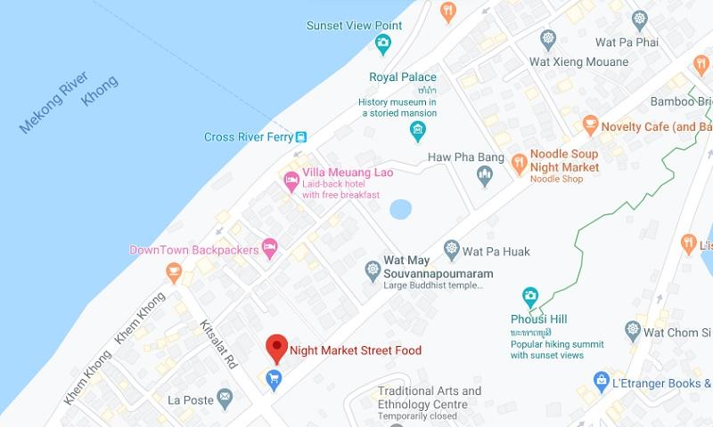 food street location
