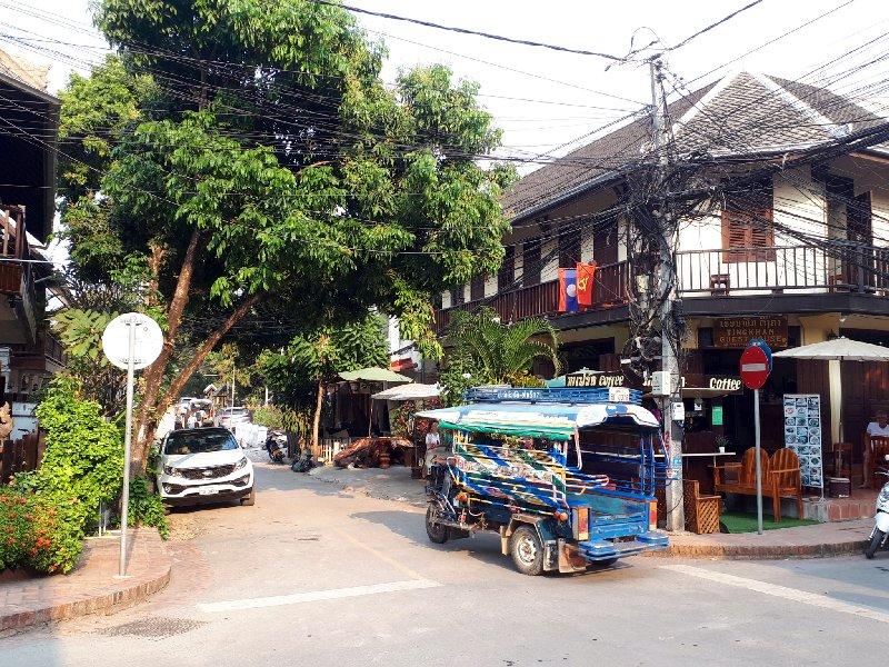luang prabang old town trip report