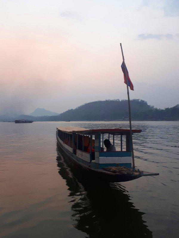 boat mekong