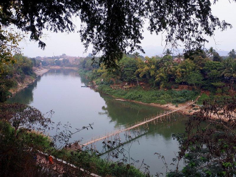 phousi hill nam khan
