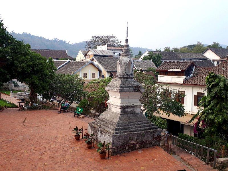 phousi hill luang prabang trip report