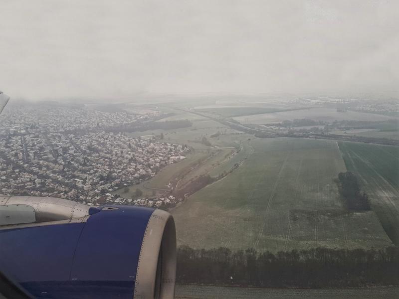 cdg landing arrival