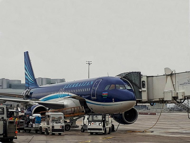 airbus a320 azerbaijan airlines azal business class review