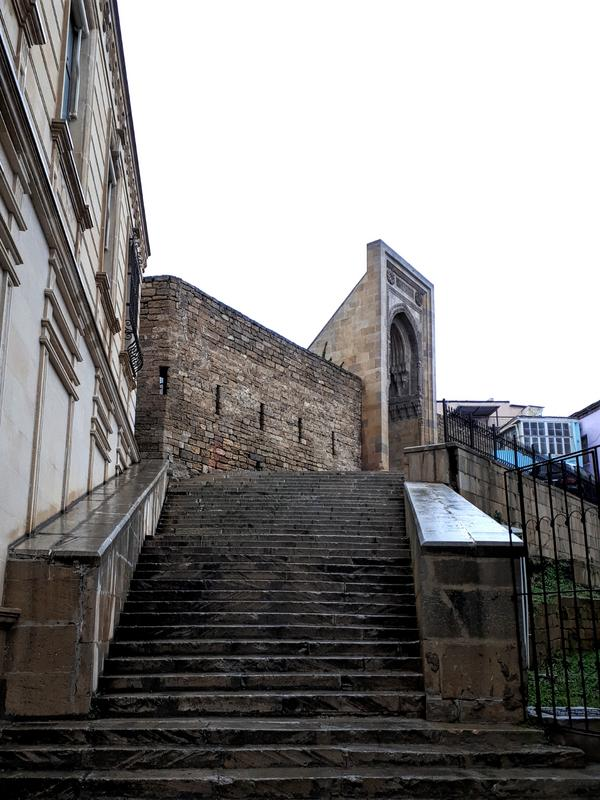 shirvanshah palace baku