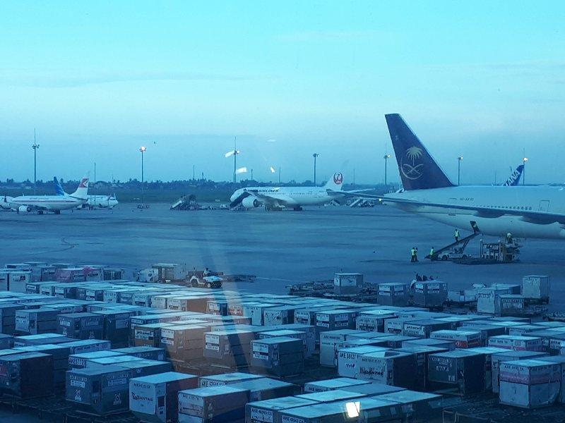 jakarta airport tarmac