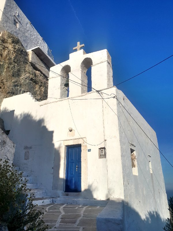 church hora serifos