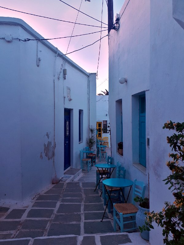 hora serifos sunset
