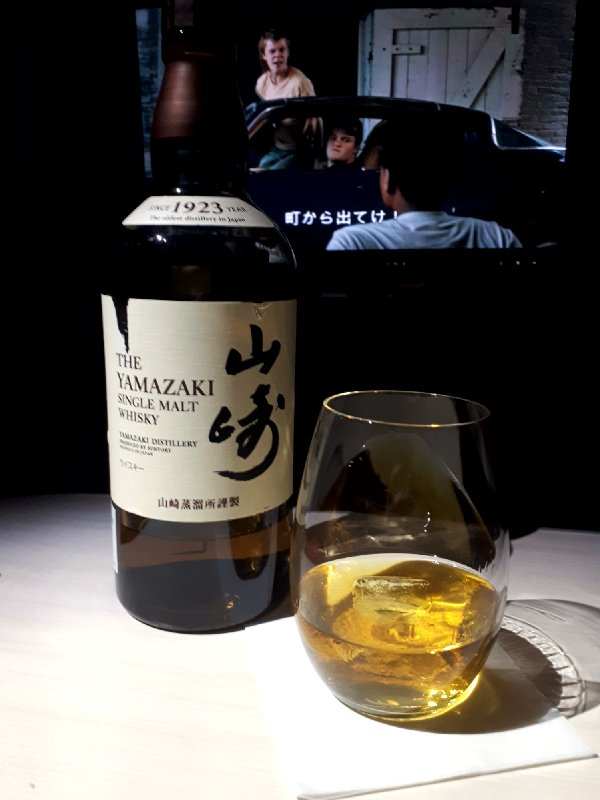 jal japan airlines business class yamazaki whiskey boeing 787 review