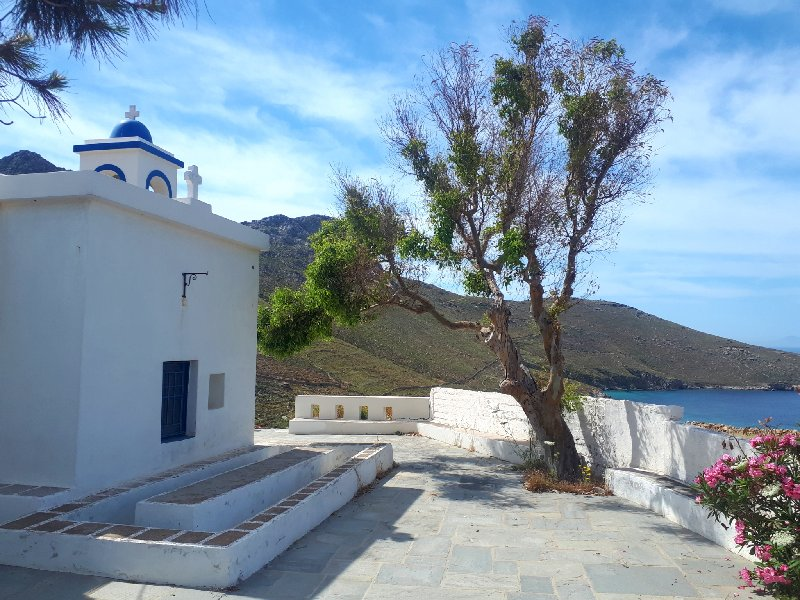 sotiros saviour church serifos