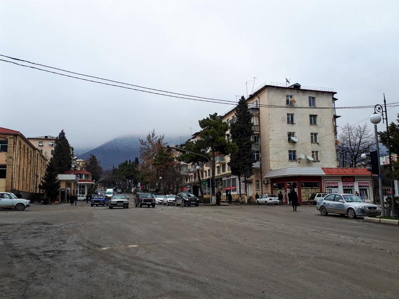 sheki azerbaijan trip report
