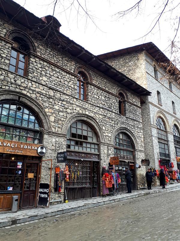 sheki stone house trip report
