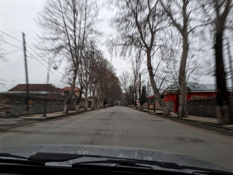sheki road