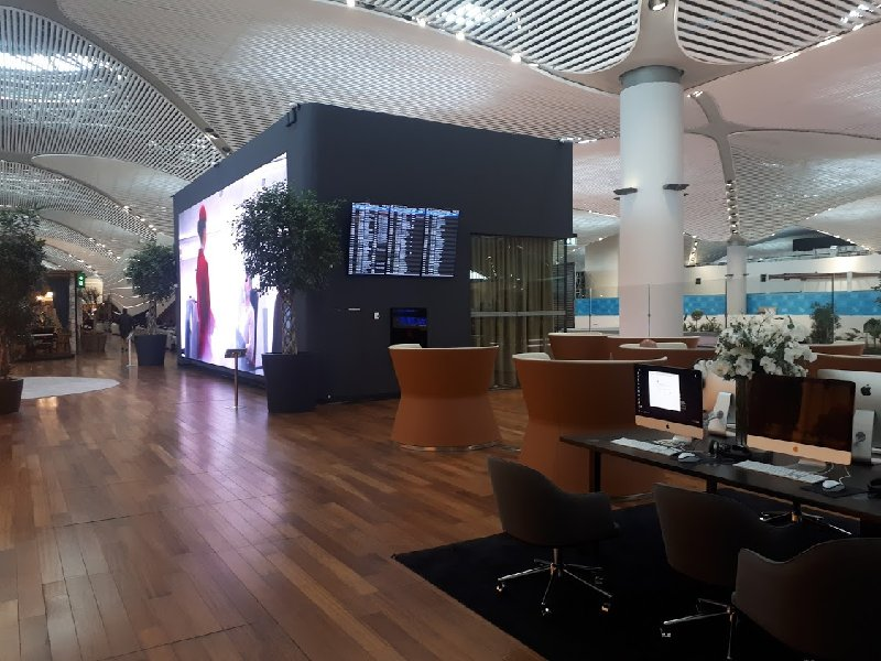turkish airlines business center