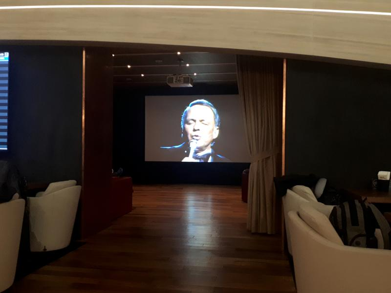 cinema room turkish lounge