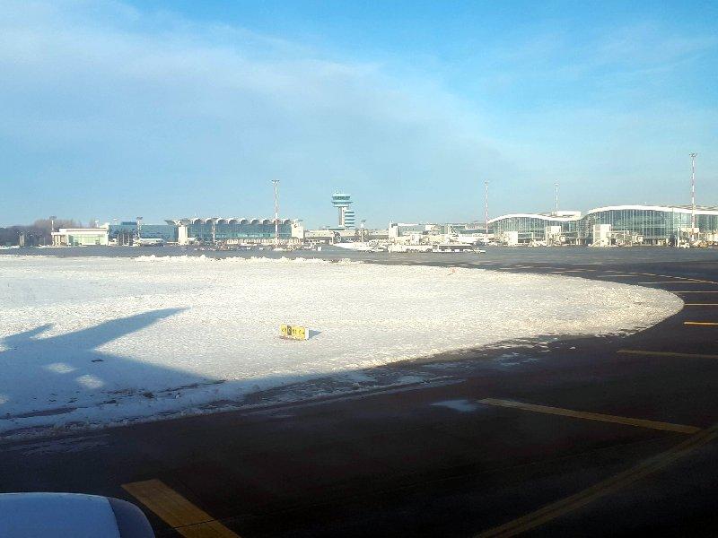 bucharest otopeni airport otp