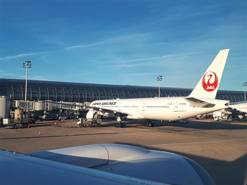 japan airlines cdg