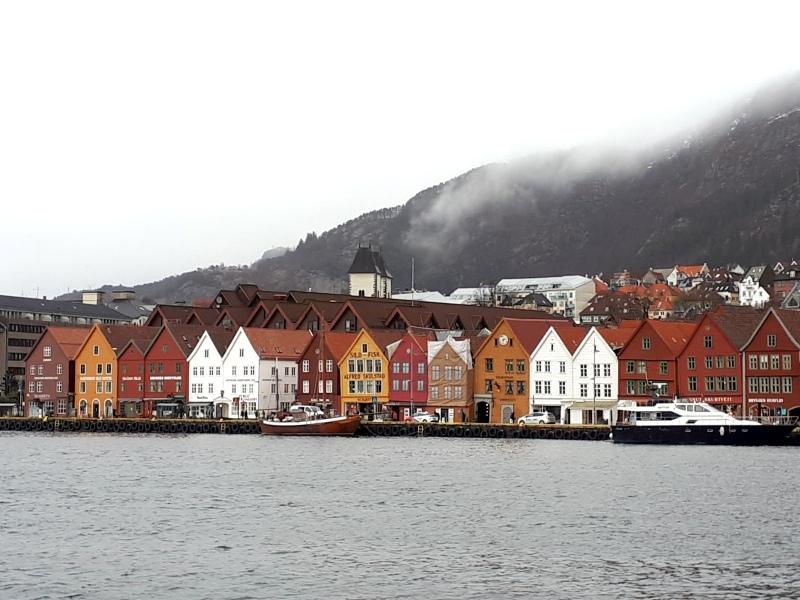 bergen bryggen norway trip report