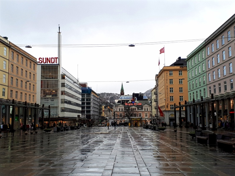 bergen city centre trip report