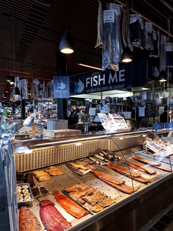bergen fish market trip report