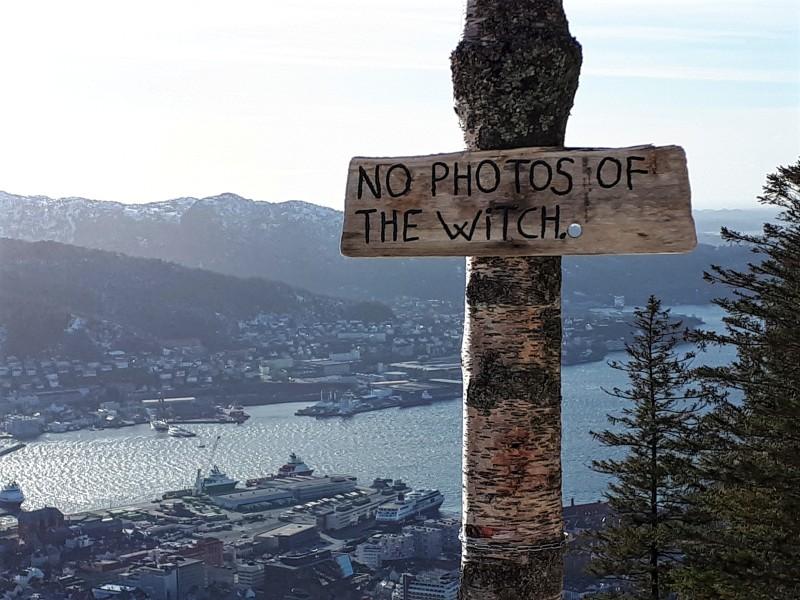 mount floyen witch