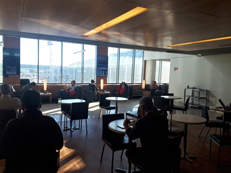 air france lounge terminal 2e hall k