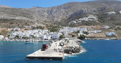 aegiali greece amorgos