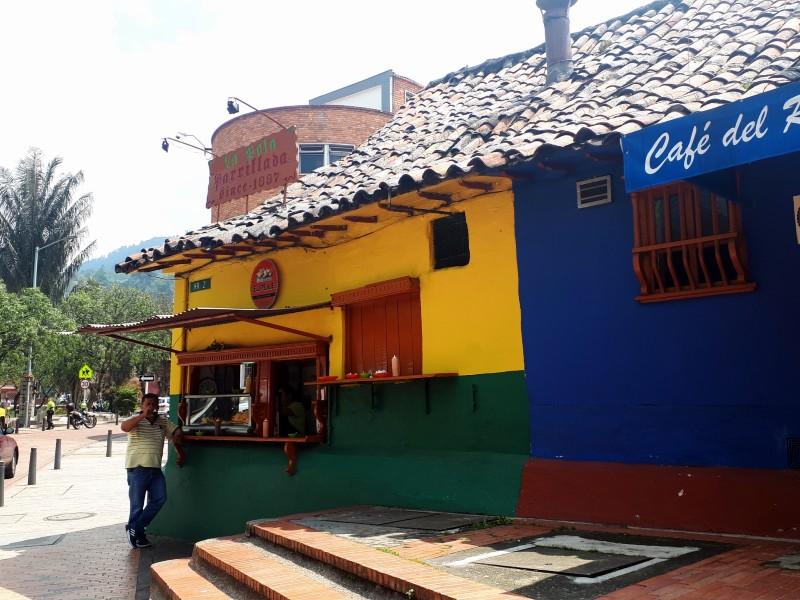 bogota cafe restaurant