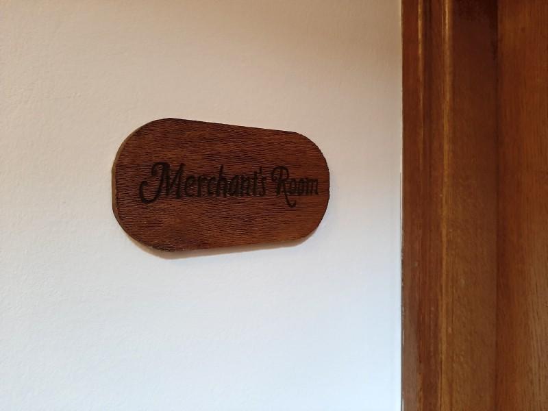 merchants room