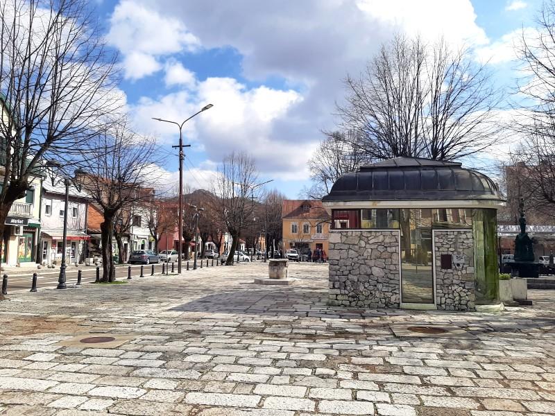 cetinje square