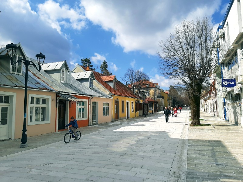 cetinje street