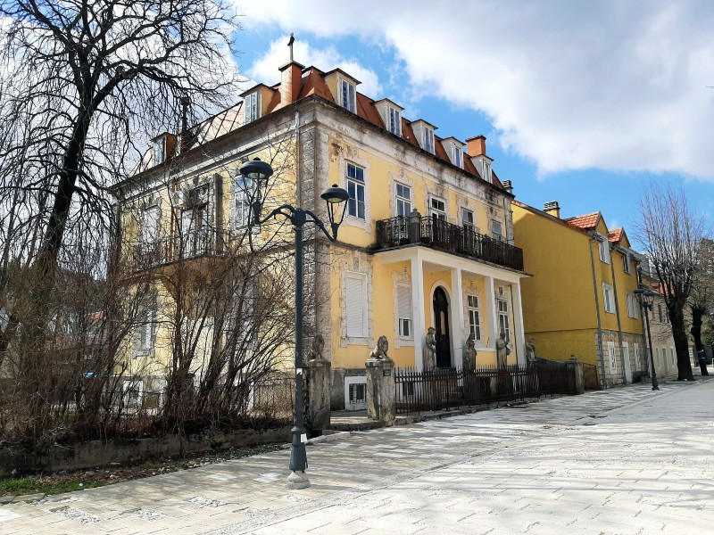 cetinje building