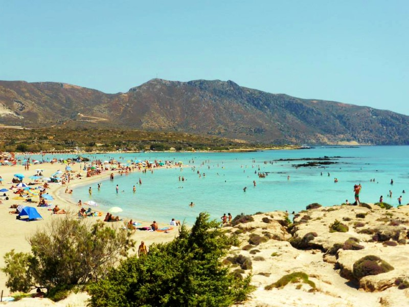 tips cheapest flights crete elafonisi