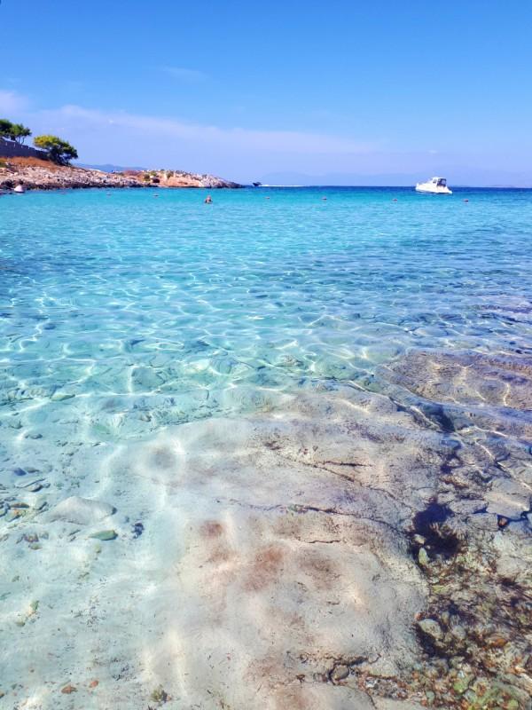 greece sea agistri