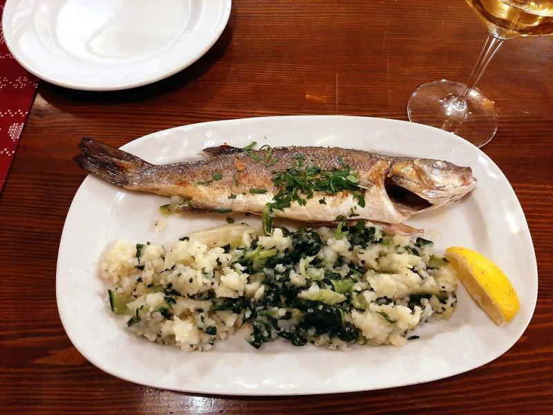 fish cesarica food montenegro