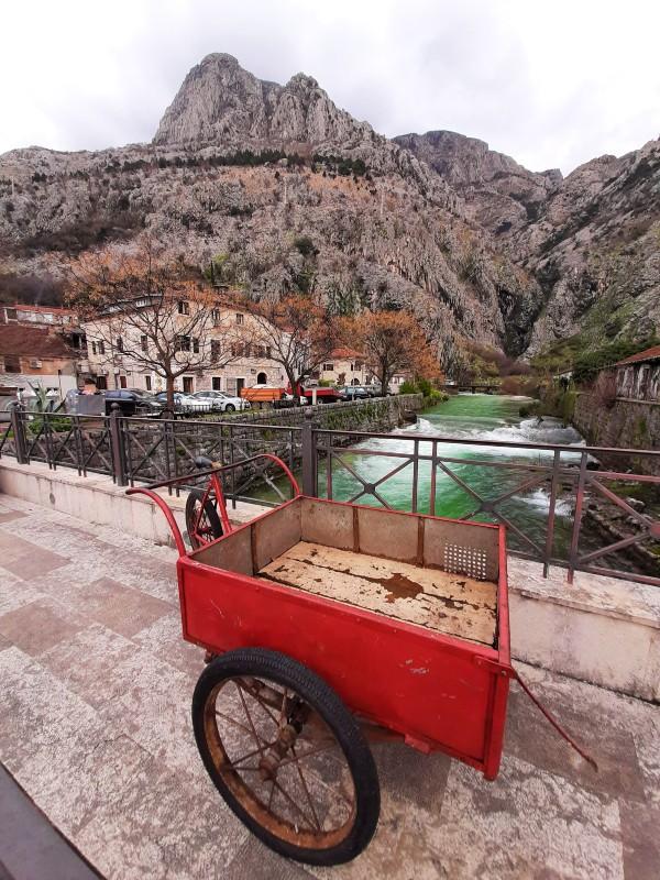 skurda river kotor montenegro