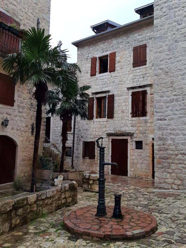 kotor stari grad old town