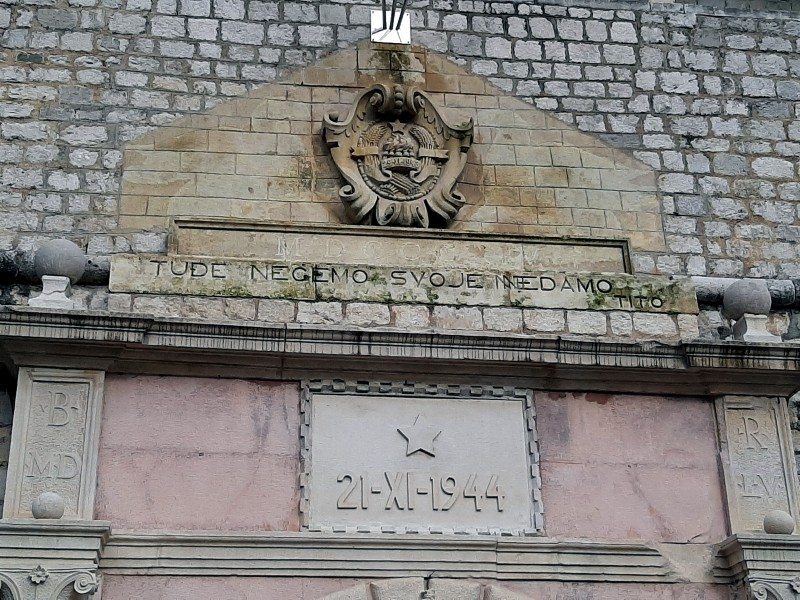 sea gate kotor montenegro