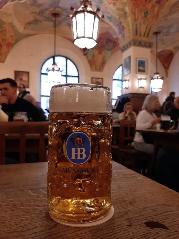 mass beer hofbrauhaus bavaria