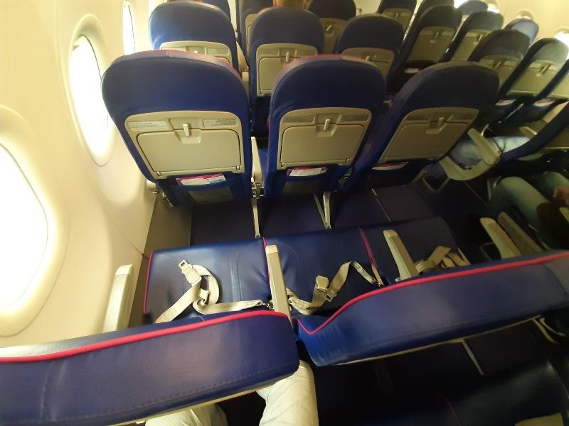 wizz air airbus a320 seat
