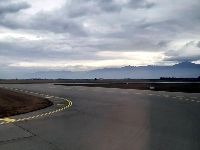 podgorica airport runway