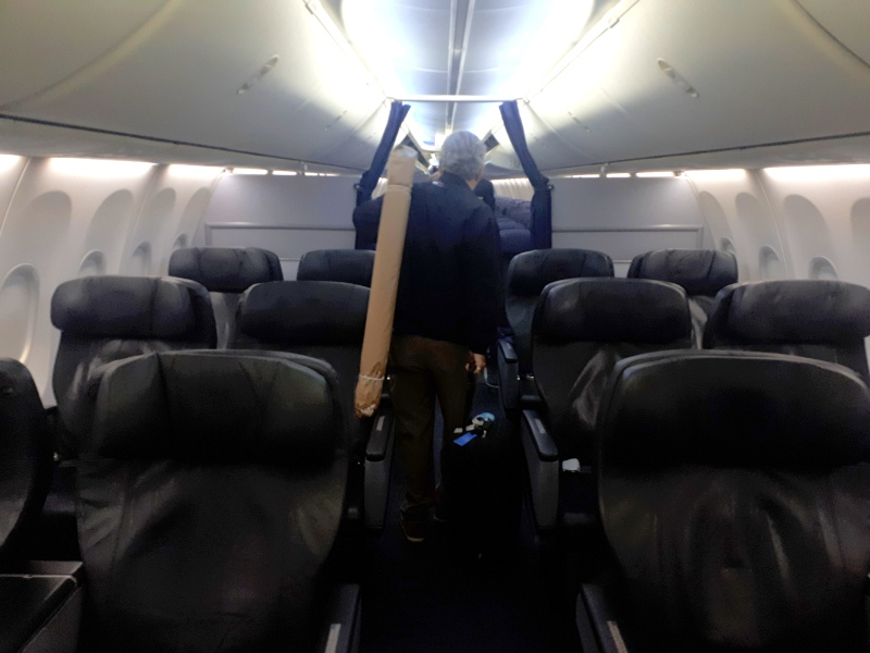 copa airlines boeing 737 business class