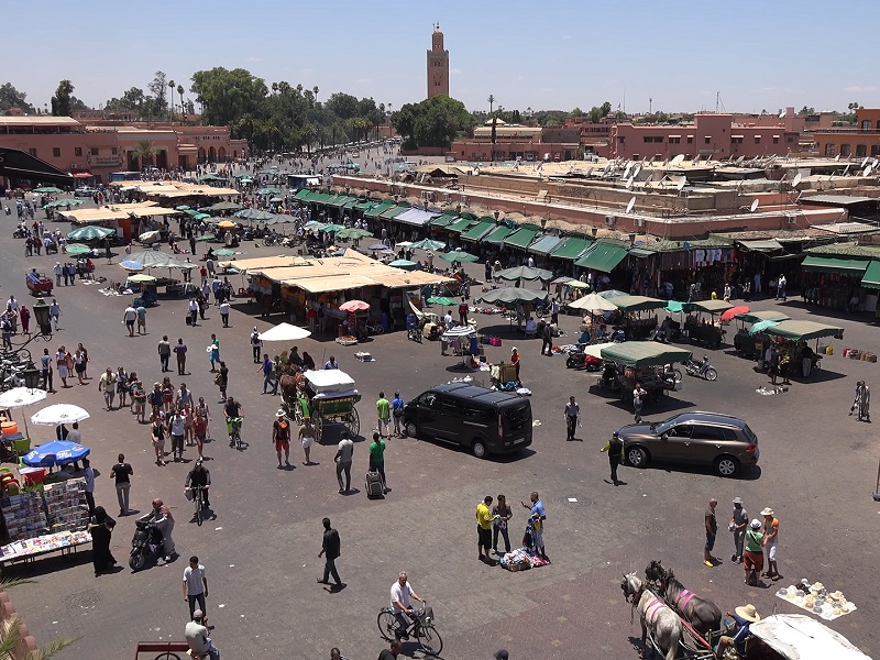 marrakech morroco cheap flight