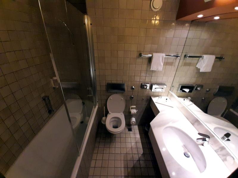 bathroom michel hotel landshut