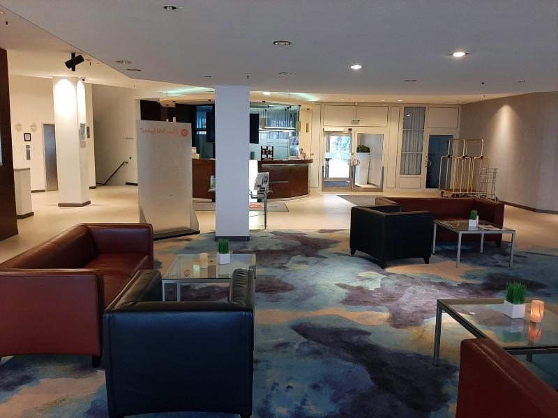 reception michel hotel